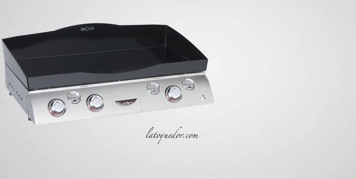 plancha innova 800 gaz forge adour plancha gaz innova plancha forge adour la toque d 39 or. Black Bedroom Furniture Sets. Home Design Ideas