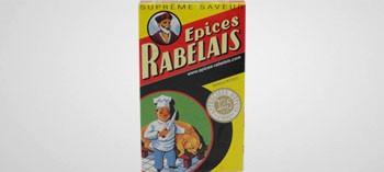 Epices Rabelais 50 grammes