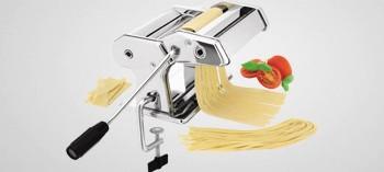 Machine à pâtes manuelle avec accessoires