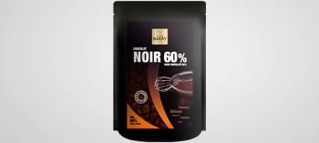 Pistoles chocolat noir 60% Barry