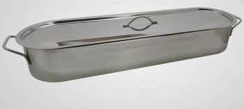 Poissonnière inox 60 cm