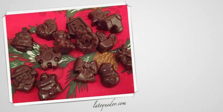 Chocolat praliné caramel