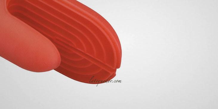gant de cuisine en silicone gant de protection la toque d 39 or. Black Bedroom Furniture Sets. Home Design Ideas