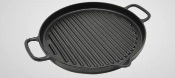Grill fonte rond Chasseur