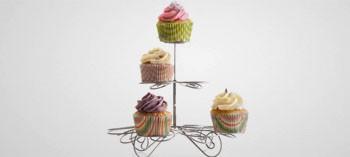 Présentoir à cupcakes 13 pièces