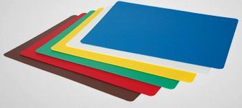 Planche à découper flexible couleur (x6)