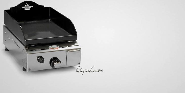 mini plancha gaz table de cuisine. Black Bedroom Furniture Sets. Home Design Ideas