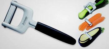 Couteau à juliennes 3 lames