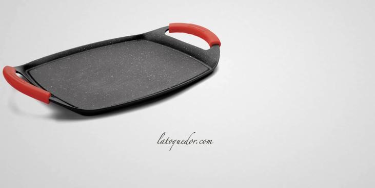 plaque plancha grill en pierre grill la toque d 39 or. Black Bedroom Furniture Sets. Home Design Ideas