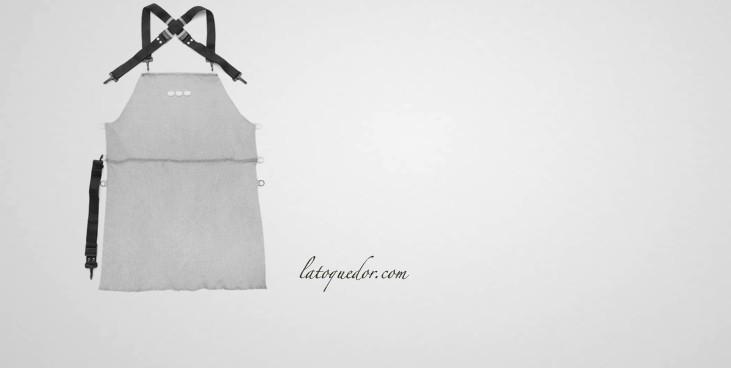 tablier cotte de mailles professionnel tablier professionnel la toque d 39 or. Black Bedroom Furniture Sets. Home Design Ideas