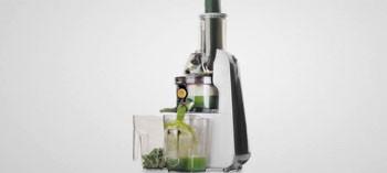 Extracteur de jus spécial légumes longs