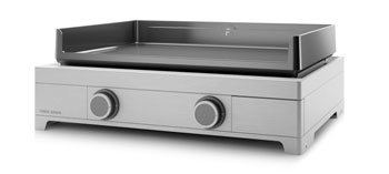 plancha forge adour cheap cloche rectangle inox pour plancha with plancha forge adour planchas. Black Bedroom Furniture Sets. Home Design Ideas